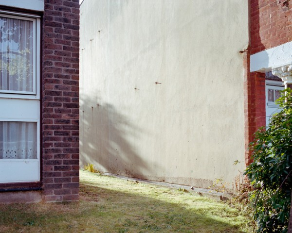 Shadow on house walltif